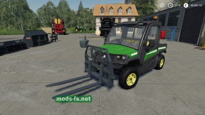 John Deere Gator для Farming Simulator 2019