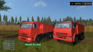 """""""Kamaz-65115"""" для FS 17"""