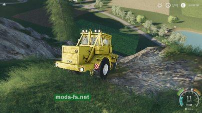Kirovets 700A для FS 19