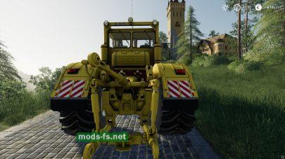 Kirovets 700A mod
