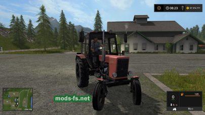 МТЗ-80.1 для FS 17