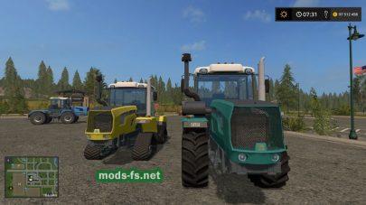 traktor htz FS 17