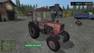 ЮМЗ-6 в игре FS 17