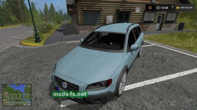 Мод автомобиля VolvoXC70