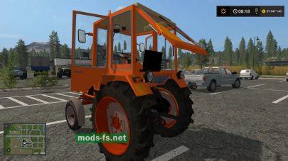 Трактор Т-25 в игре FS 17