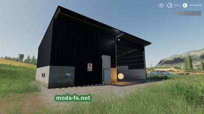 """Workshop"" в игре Farming Simulator 2019"