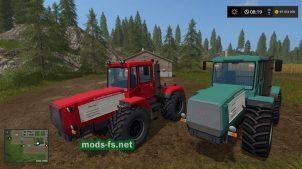 Модификация на трактор XTA 220