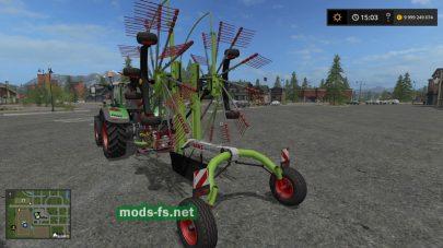 ClaasLiner2700 для игры Farming Simulator 2017