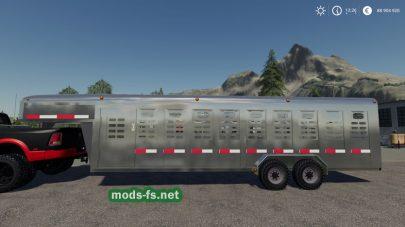 «Wilson Ranch Hand» для Farming Simulator 2019