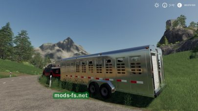 """Wilson Ranch Hand"" mod FS 19"