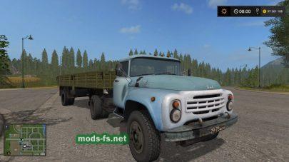 ЗИЛ-130 для игры Farming Simulator 2017