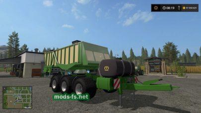 «Cargo» для FS 17