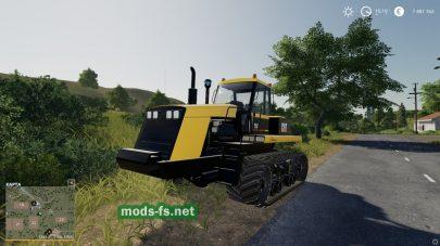 Гусеничный трактор CATChallenger в FS 2019