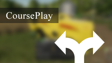CoursePlay для Farming Simulator 2019