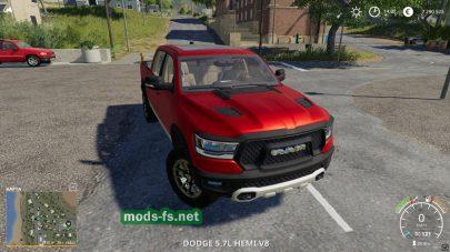 """Dodge Ram 1500 Rebel"" для FS 2019"