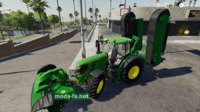 """JD Equipment"" для Farming Simulator 2019"