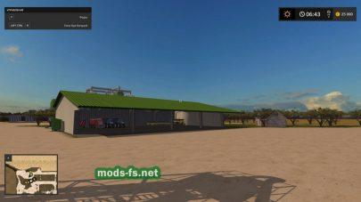 «glenvar map» для Farming Simulator 2017