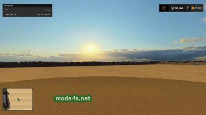 Скриншот мода «glenvar map»