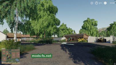 «Felsbrunn Umbau — Multiplayer Fahig» для Farming Simulator 2019
