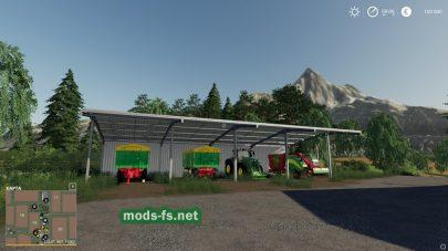 Скриншот игровой карты «Felsbrunn Umbau — Multiplayer Fahig»