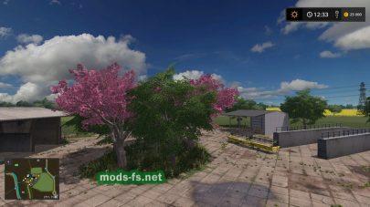 Мод карты «ValleyBenoit»