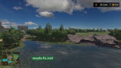 «ValleyBenoit» для игры Farming Simulator 2017