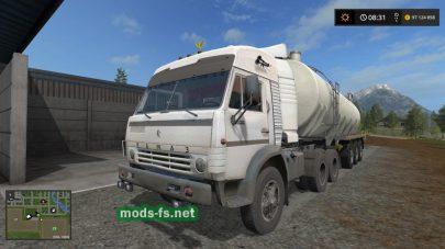 КамАЗ-5410 MR