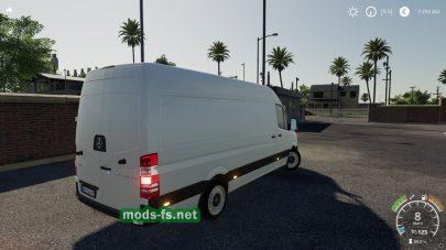 «Mercedes Benz Sprinter» для FS 19
