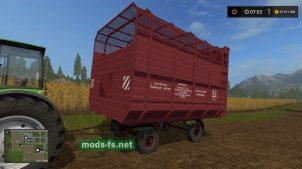 ПТС (фургон) для FS 17