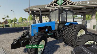МТЗ-1221Беларусдля Farming Simulator 2019