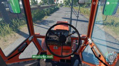 Мод на красный трактор МТЗ-28