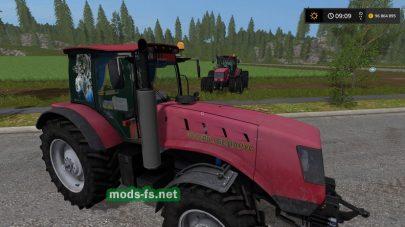 Мод трактора МТЗ-3022