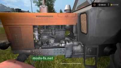 mtz-82 zheltyj