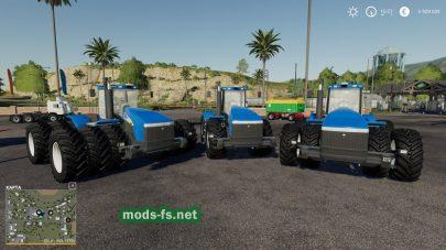 New Holland T9060 для игры Farming Simulator 2019