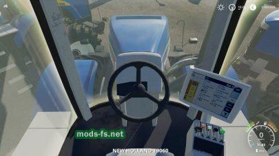 New Holland T9060 mod
