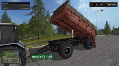 Прицеп ПТС-6 в игре FS 17