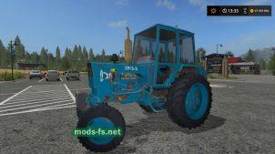 Мод на трактор UMZ