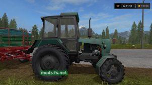 ЮМЗ-8240 в игре FS 2017