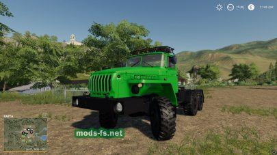 ural-4320 mod FS 19