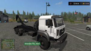 Мод Ural-M Hook