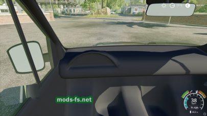 VolkswagenCrafter2017 для Farming Simulator 2019