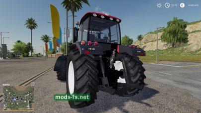 Мод на трактор Belarus-4522