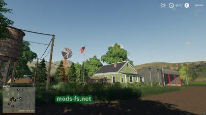 Скриншот мода  «OldFamilyFarm2019»