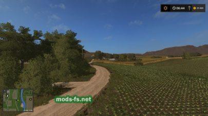 «KoloniaMapBeta» для Farming Simulator 2017