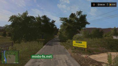 Игровая локация Kolonia в FS 17