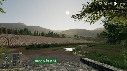 Скриншот карты «Provence»