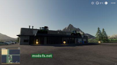 Интересна карта для Farming Simulator 2019