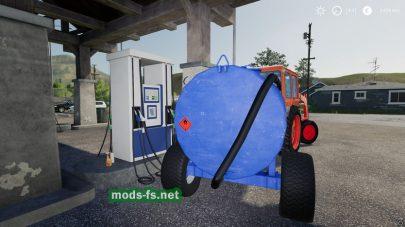 Скриншот мода «FuelTrailer»