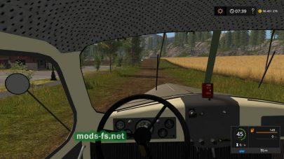 ЗИЛ-164А в игре Farming Simulator 2017