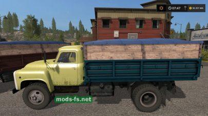 Скриншот мода Russia GaZ Pak